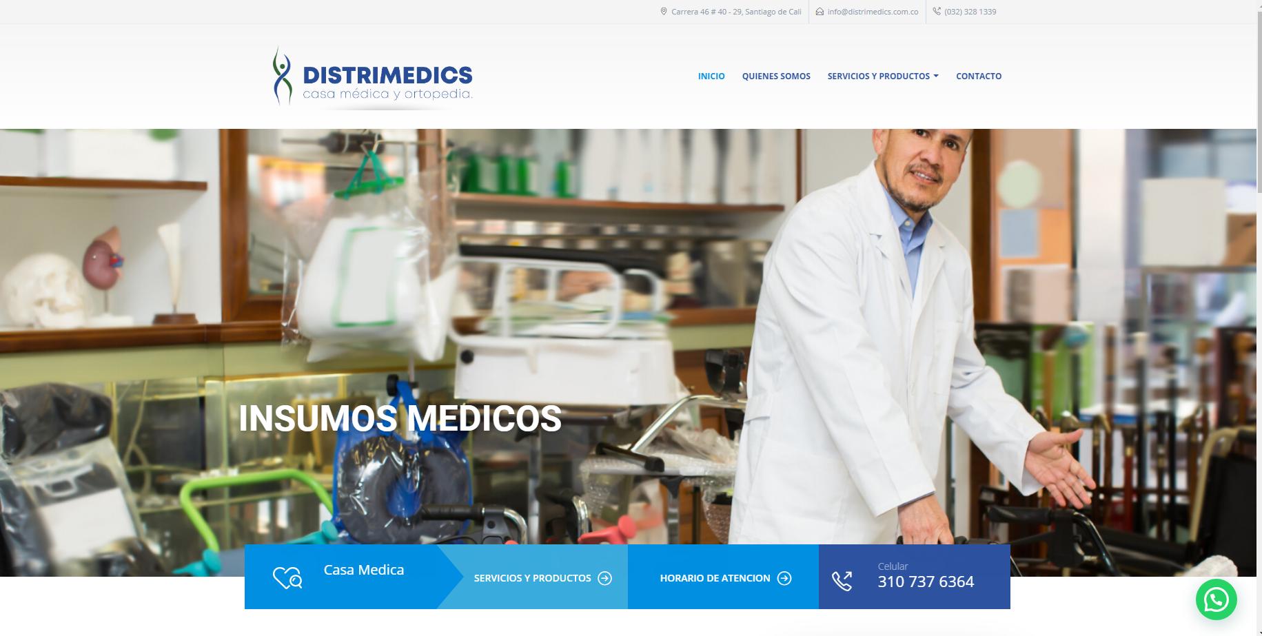 Distrimedics 7